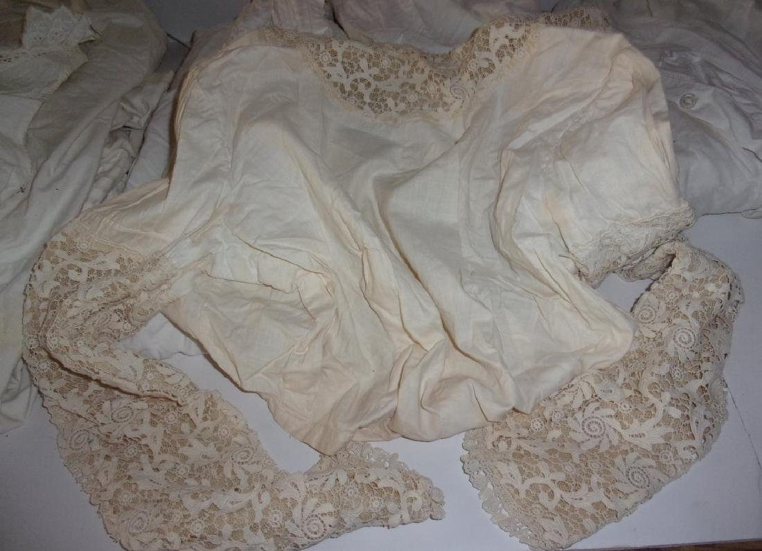 6 piece Victorian clothing lot - 5