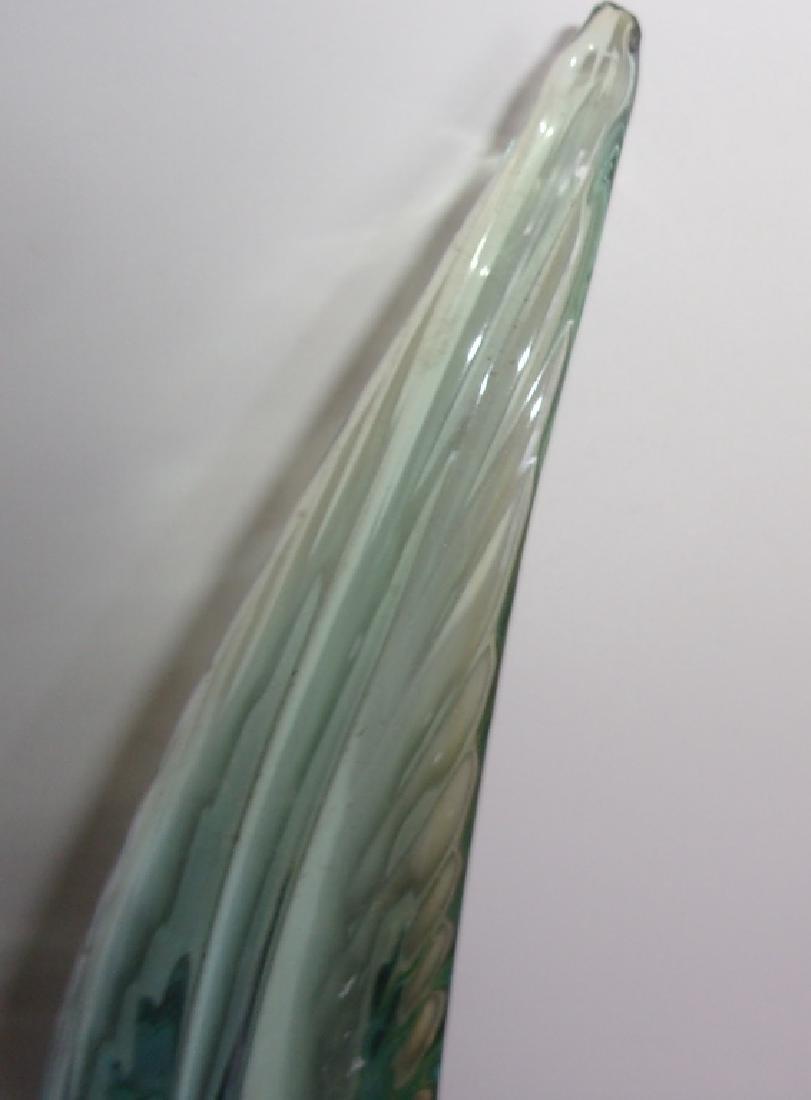 5 piece art glass lot - 4