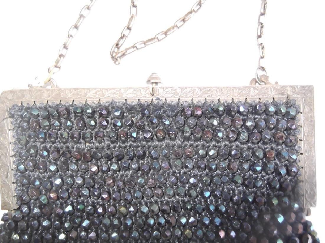 Vintage beaded purse - 2