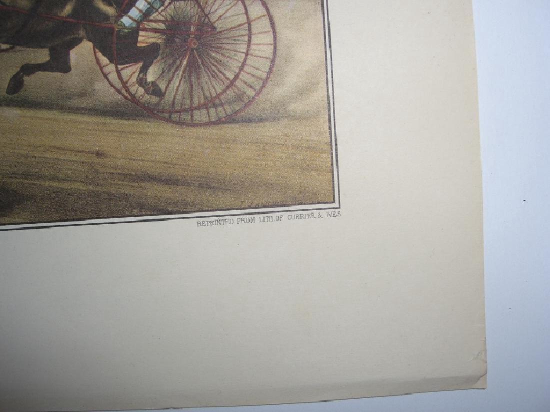 23 Currier & Ives calendar top prints - 5