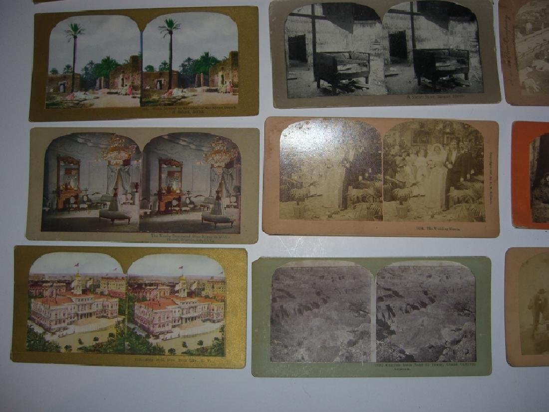48 Stereoscope view Cards - 4