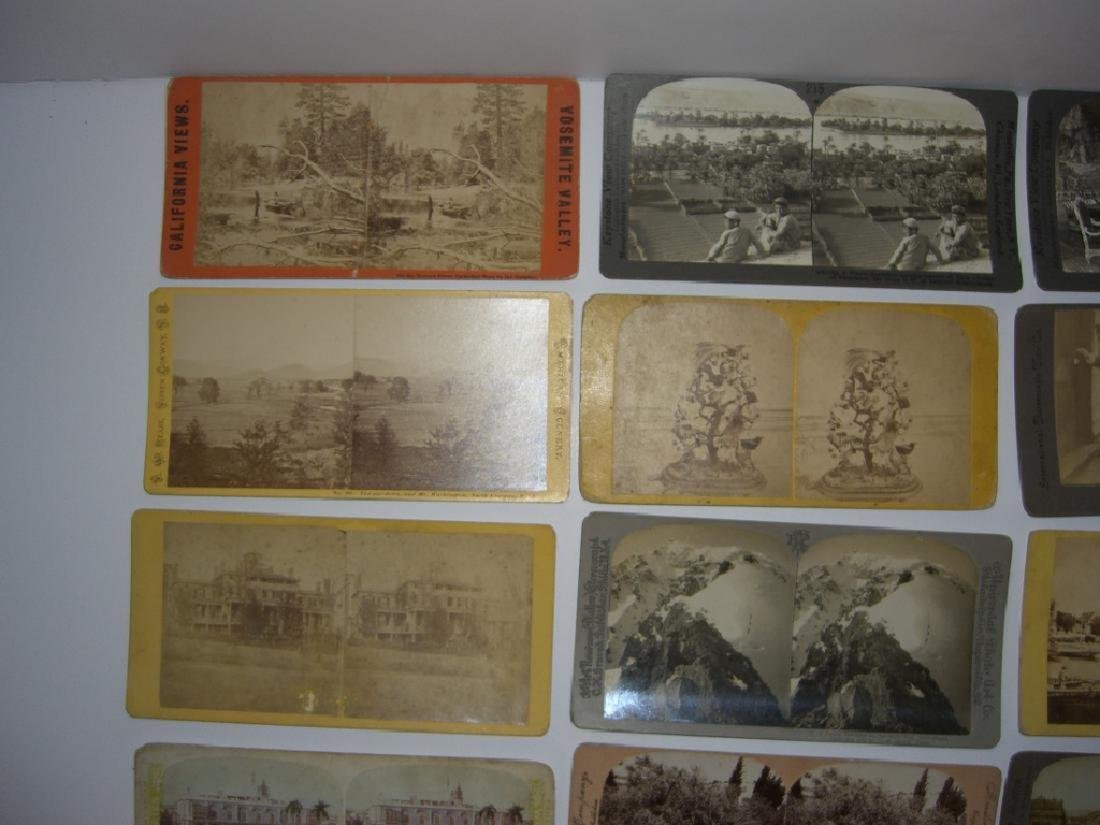48 Stereoscope view Cards - 5