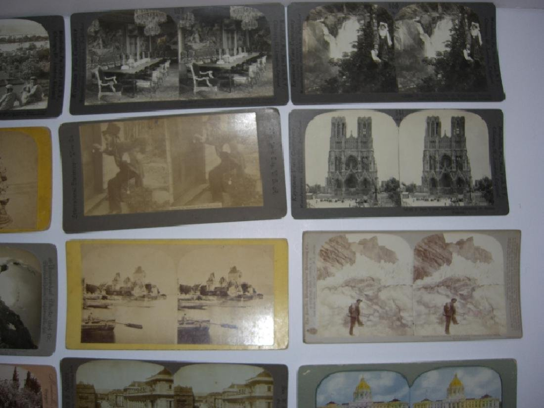 48 Stereoscope view Cards - 6