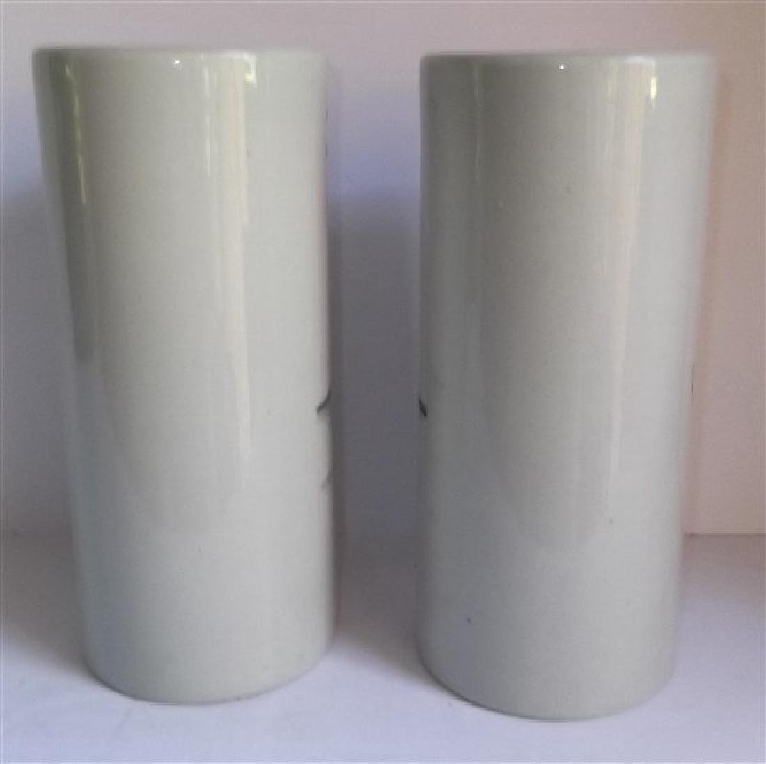 Pair of Oriental hat stands - 2
