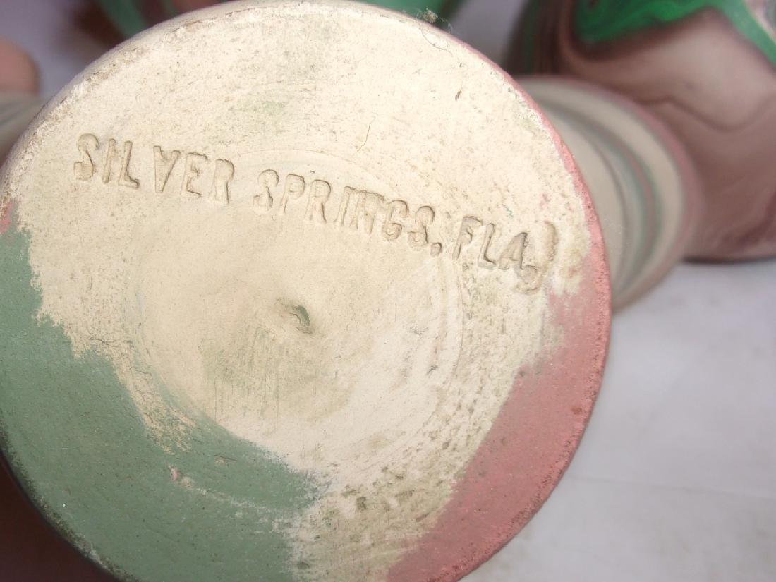 12 piece pottery lot - 4