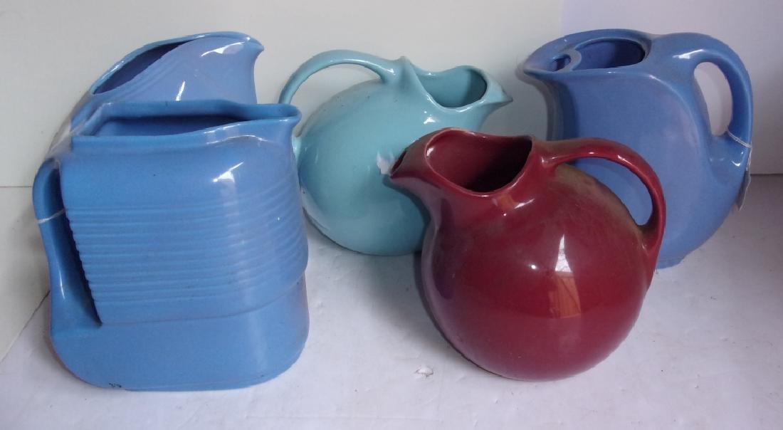 5 c.1930 pitchers