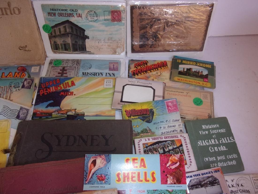 large collection of souvenir postcards - 2