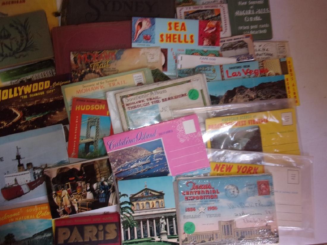 large collection of souvenir postcards - 3