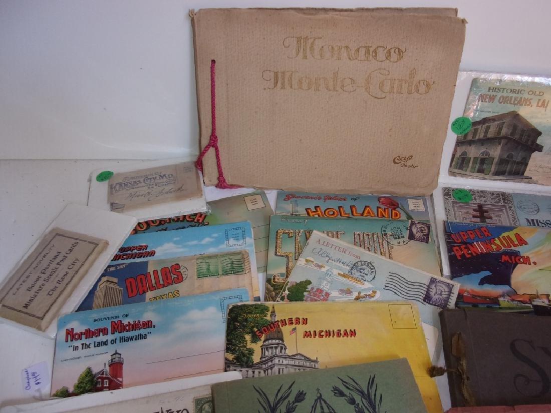 large collection of souvenir postcards - 4