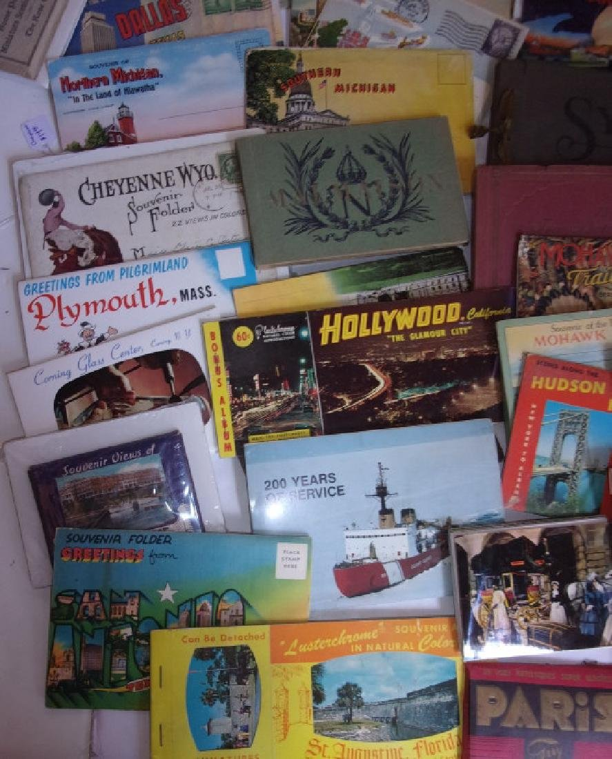 large collection of souvenir postcards - 5