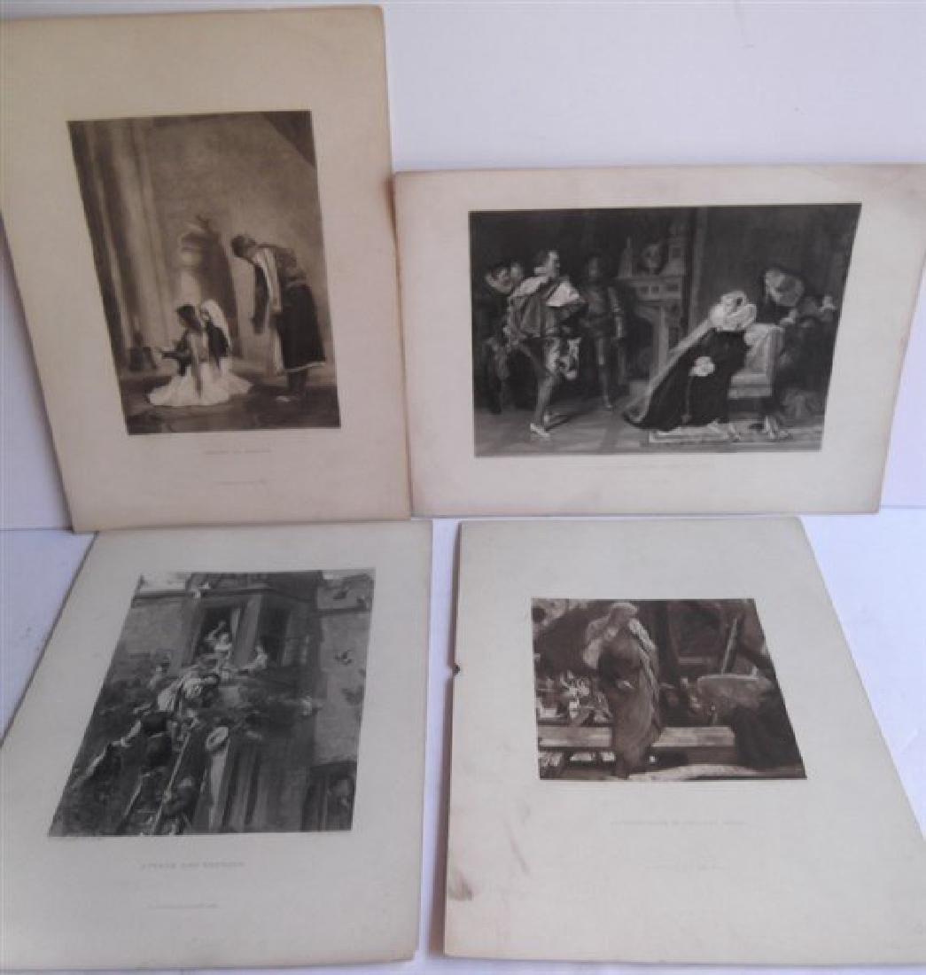 20 antique engravings - 2