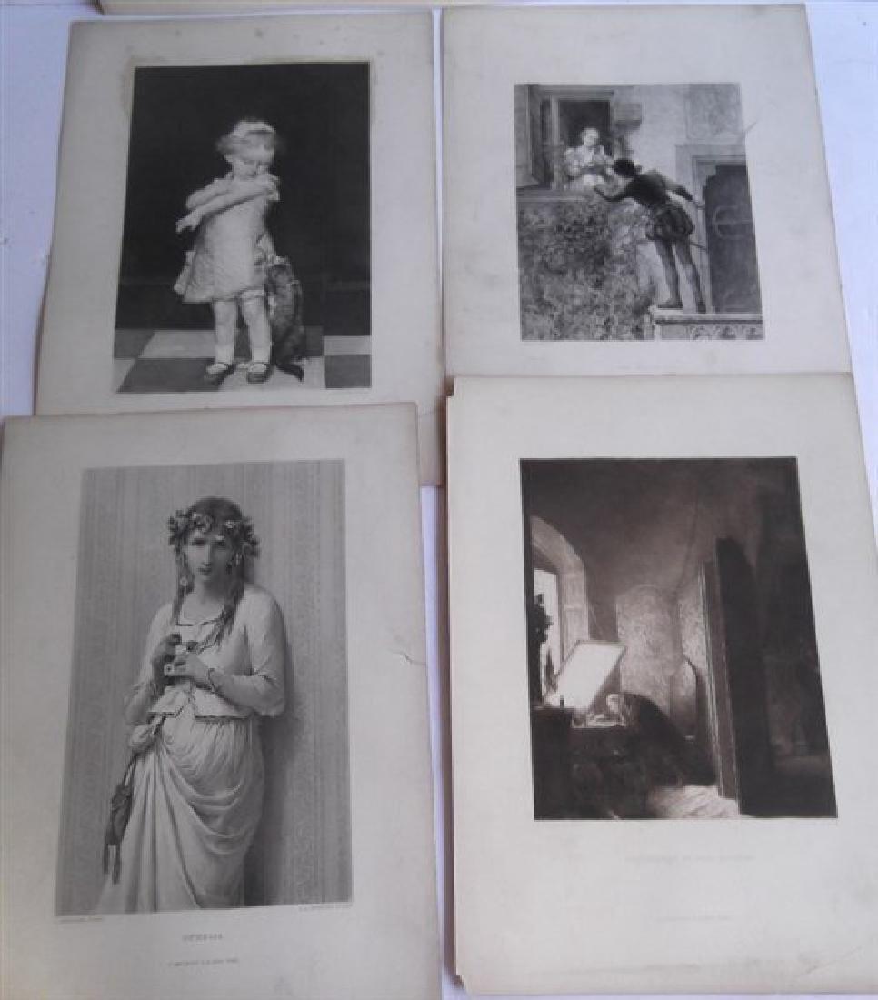 20 antique engravings - 3