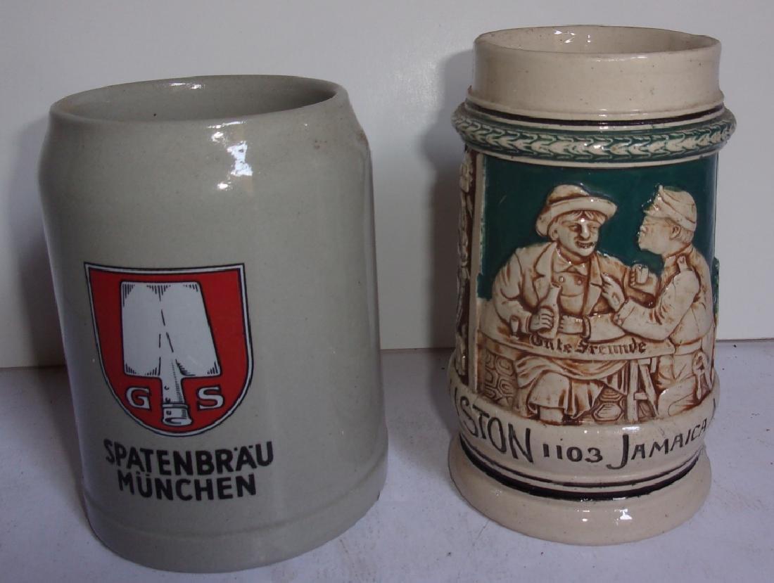 7 beers Steins/mugs - 4