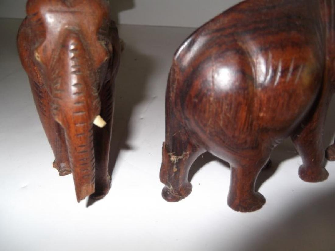 Collection of 10 elephant figures - 10