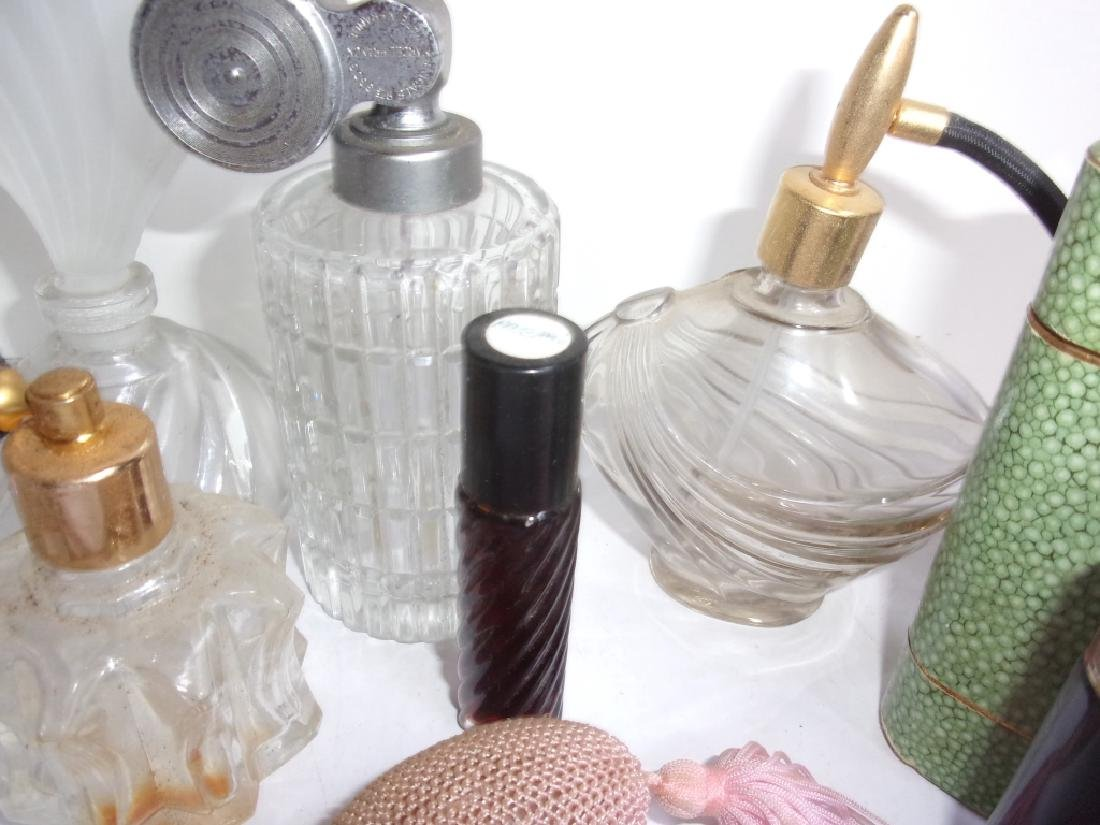 Collection of 8 vintage perfume bottles - 2