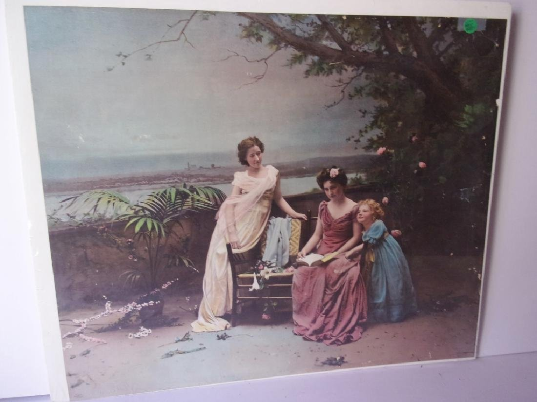 early 20th century, lithograph