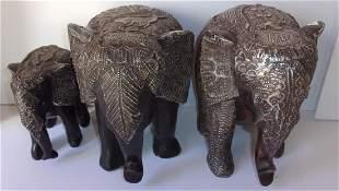 3 AshantiGhana elephant family