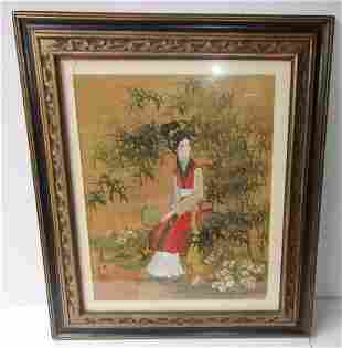 original contemporary Japanese artwork