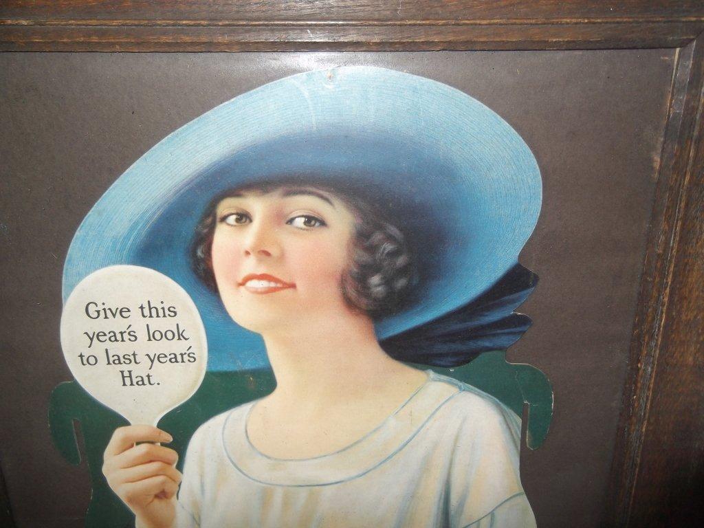 Colorite Hat Finish advertisement - 2