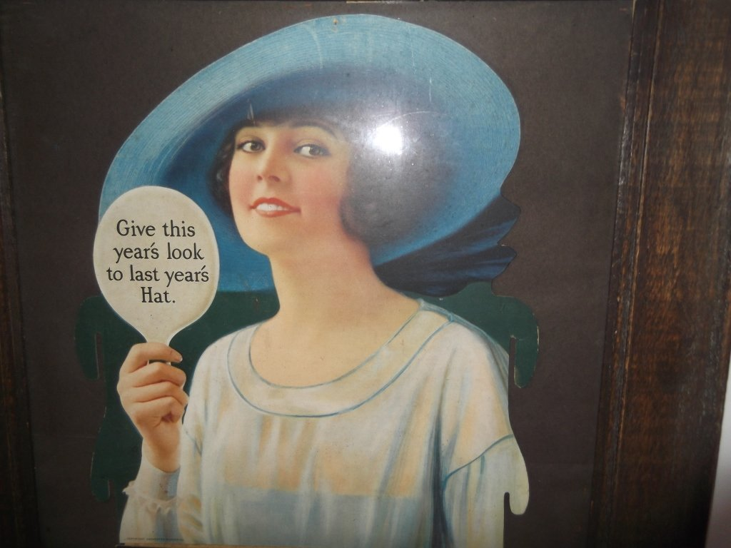 Colorite Hat Finish advertisement - 4