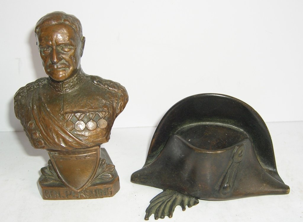 2 sculptures