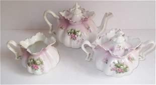 Royal Vienna tea set