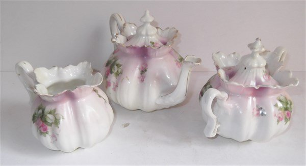 Royal Vienna  tea set - 2