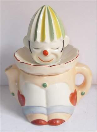 1950's ceramic clown reamer