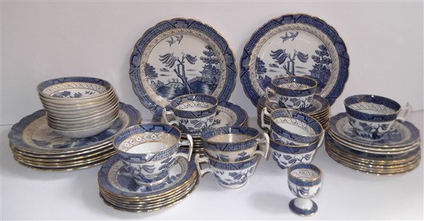 Booths Real Old Willow China
