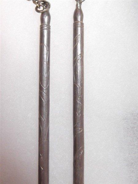 19th c. Japanese hair sticks - 3