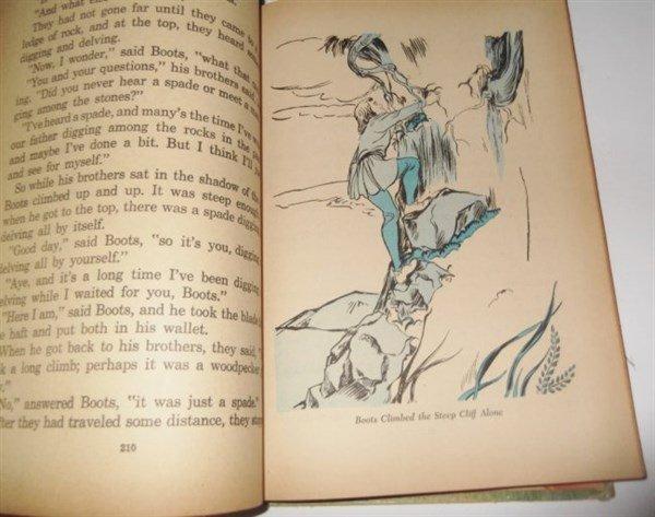 8 children's books - 4