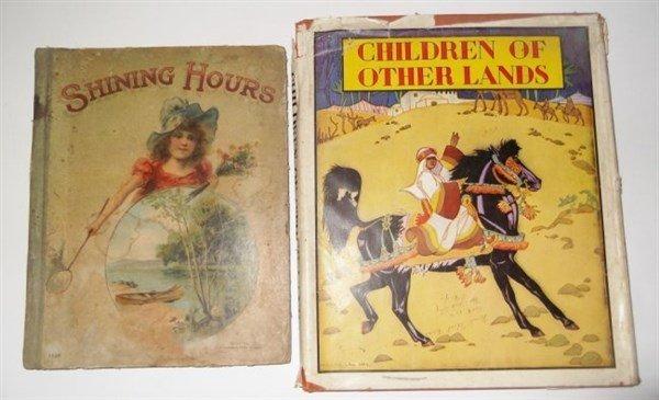 8 children's books - 6