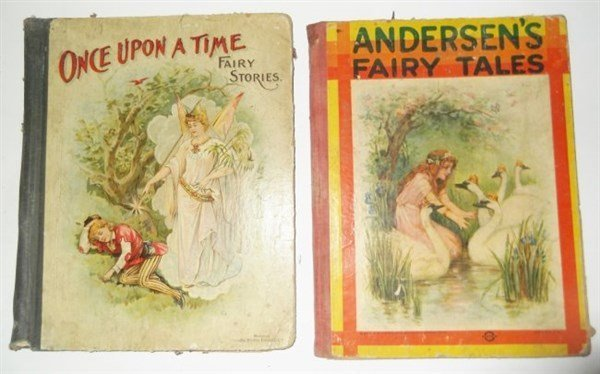 8 children's books - 8