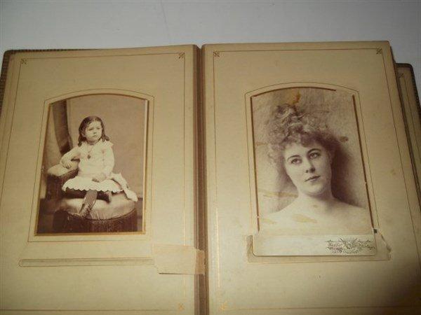 Victorian photo album - 7