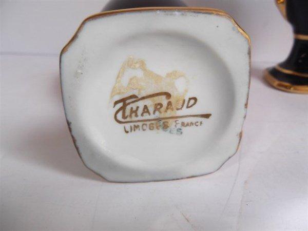 3 piece porcelain lot - 4