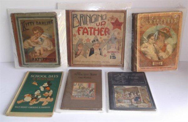 6 children's books