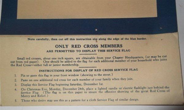 7 piece WWI paper advertisements - 2