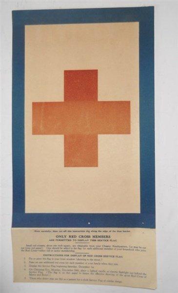 7 piece WWI paper advertisements - 9