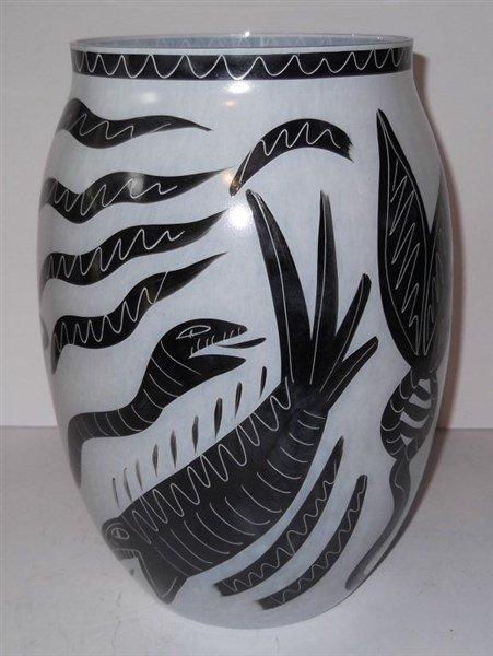 Kosta Boda Caramba Vase - 4