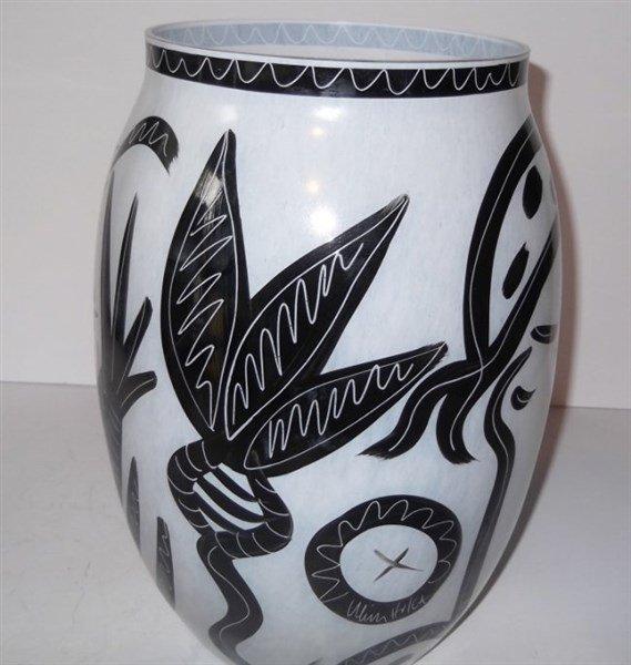 Kosta Boda Caramba Vase - 8