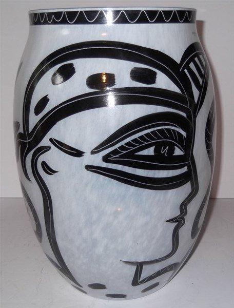 Kosta Boda Caramba Vase - 9