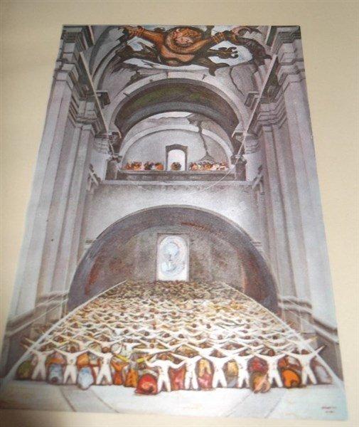Pintura Mexicana book of prints by Siqueiros - 6