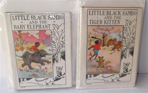 2 1935 Little Black Samo books
