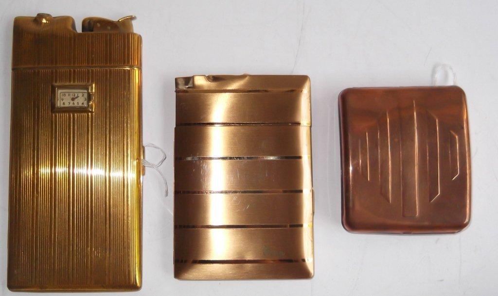 3 cigarette cases