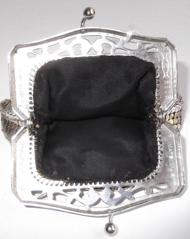 5 vintage mesh purses - 10