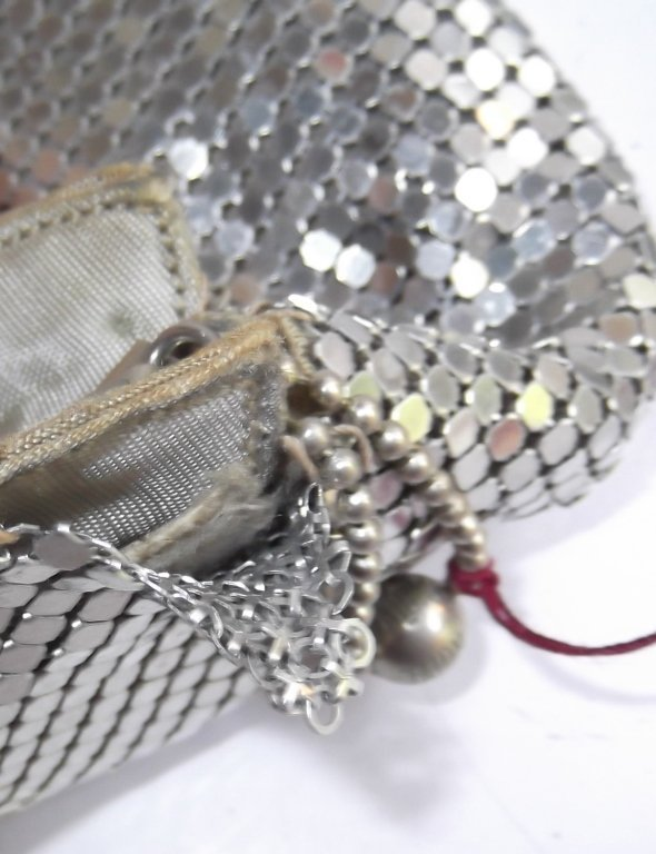5 vintage mesh purses - 6