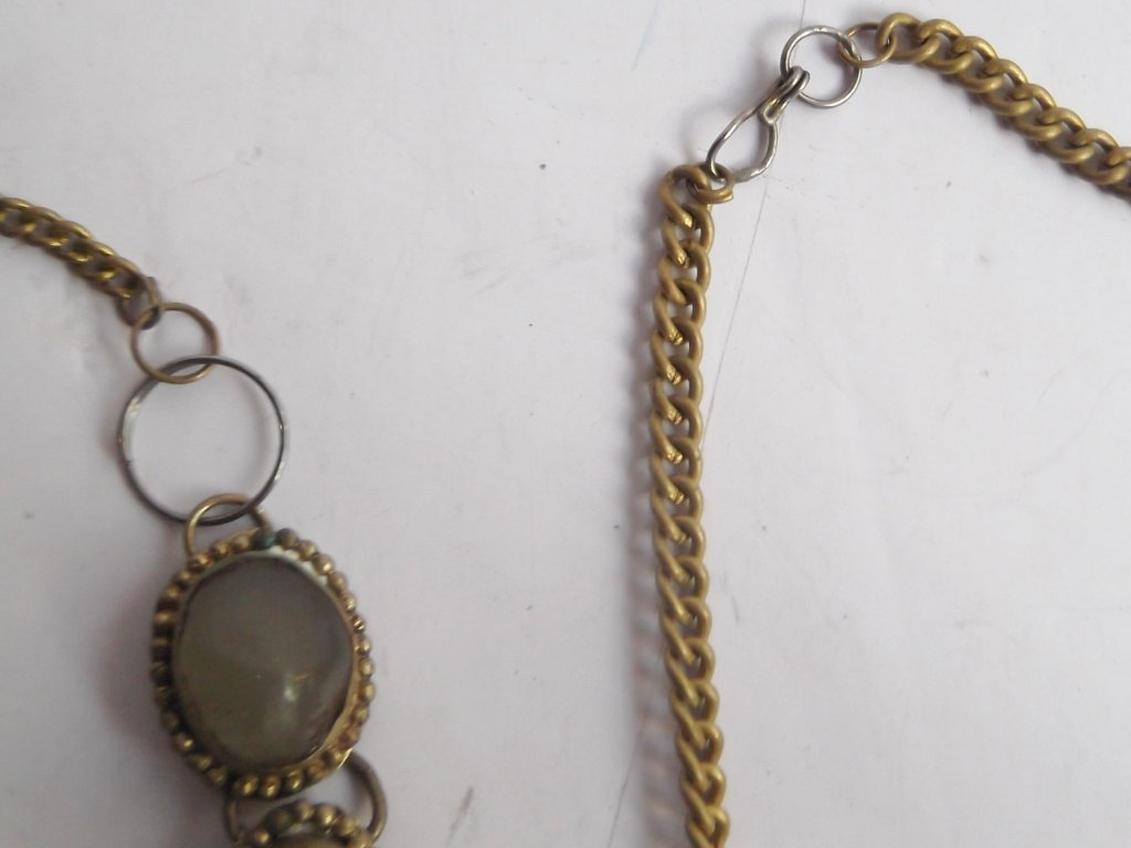 6 1960's Persian necklaces - 3
