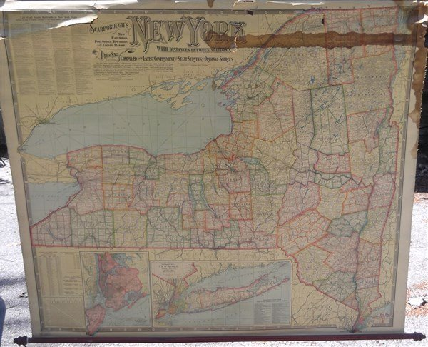 scarborough's map of new york 1903