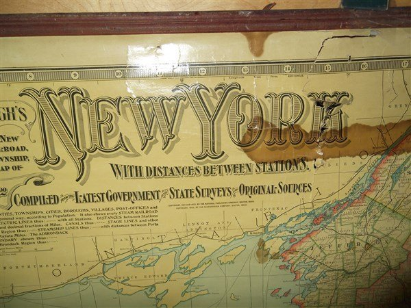 scarborough's map of new york 1903 - 2