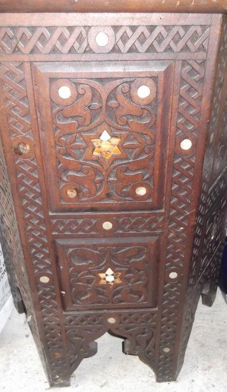 Vintage Moroccan table - 3